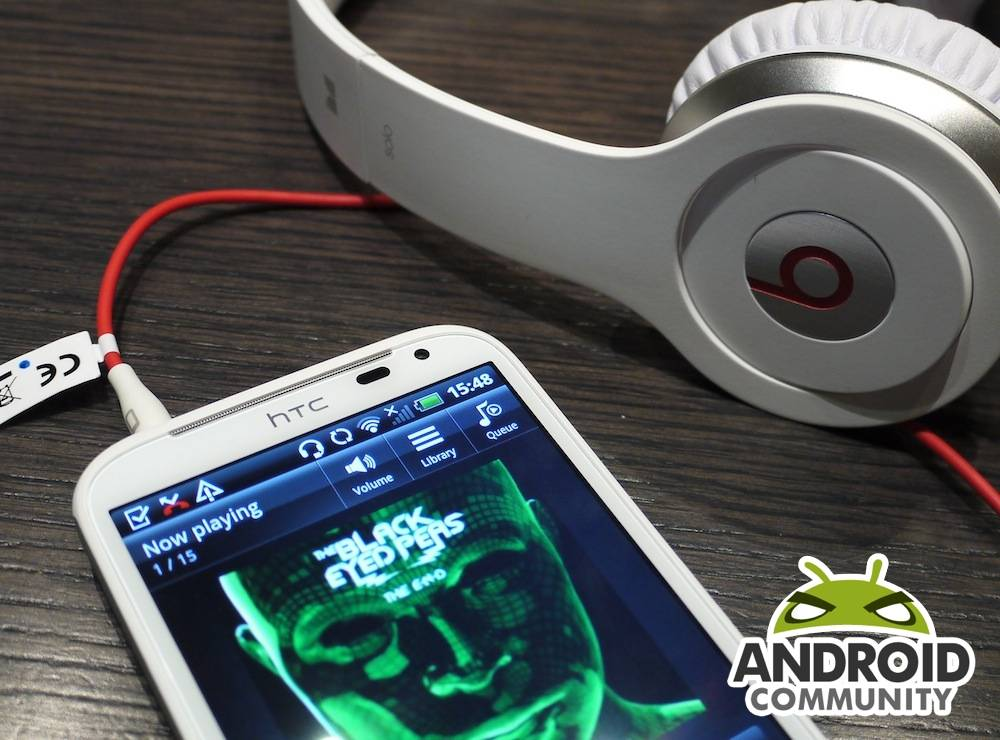 HTC aiming for Spotify with Beats Audio music streaming