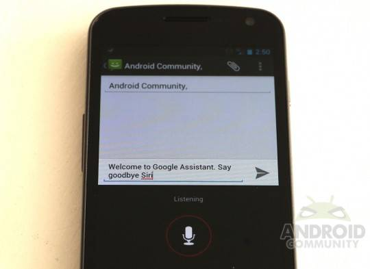 "Google ""Assistant"" coming late 2012, will best Apple's Siri"