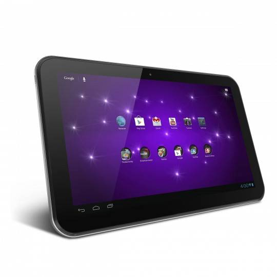 Toshiba unveils 7.7, 10 and 13-inch Excite tablets running ICS