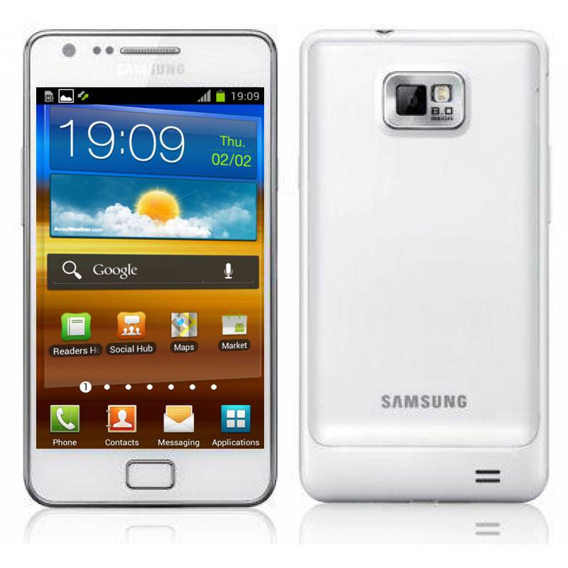 galaxy s ii ics android