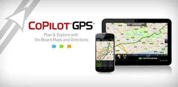CoPilot GPS navigation app goes free for Android - Android Community
