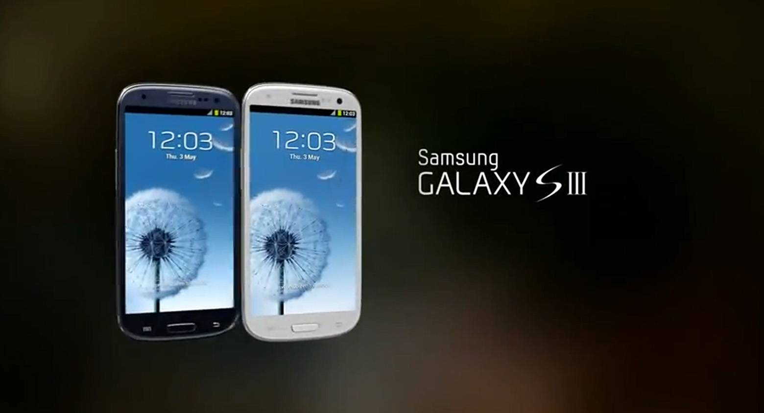 galaxy s iii commercial
