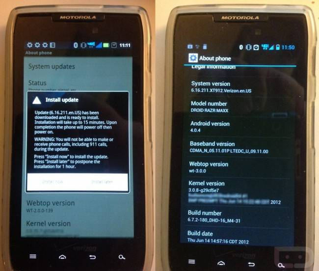 Root droid razr maxx hd xt926 on android 4. 0. 4 ics official.