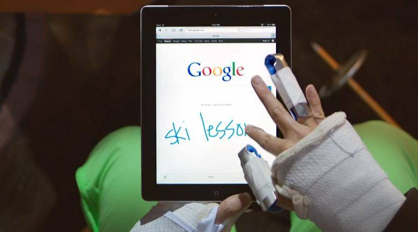 Marvelous Google Introduces Handwrite Search For Smartphones And Download Free Architecture Designs Ferenbritishbridgeorg