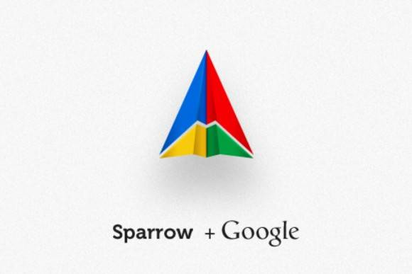 Sparrow and Google