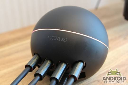 Nexus Q wait stretches to three weeks overnight
