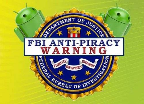 FBI seizes three Android App piracy websites - Android Community