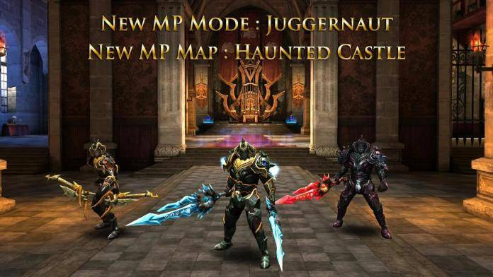 Gameloft teases next-gen Infinity Blade rival for Android - Android