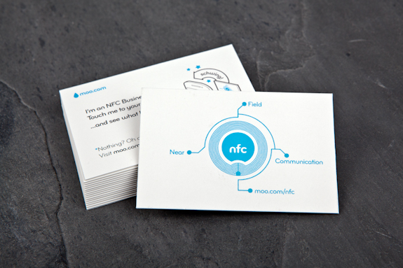 Moo Launches Nfc Business Cards Android Community