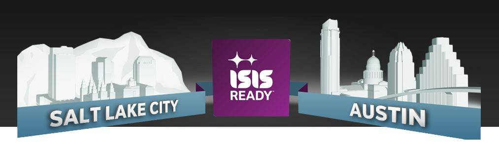 Isis Arrives In Salt Lake City And