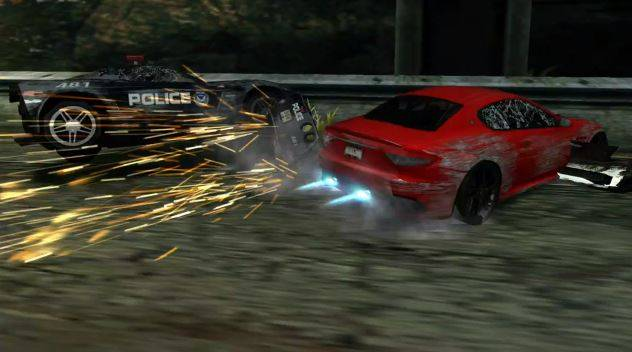 Need for Speed: Most Wanted mobile trailer drops - Android