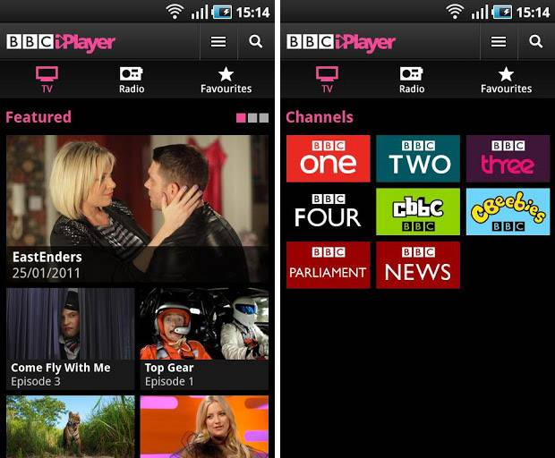 BBC iPlayer gets Jelly Bean update and quality boost