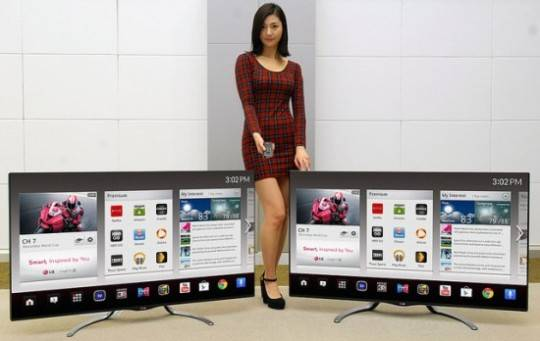 LG-Google-TV-2013-girl-2-550x348