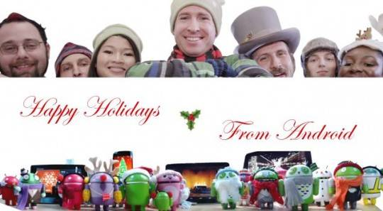 androidholiday