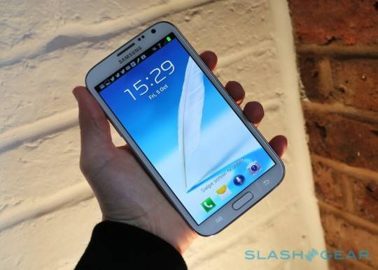 Android 4 1 2 Jelly Bean leaks for Galaxy Note II LTE - Android