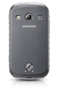 GALAXY Xcover 2 back