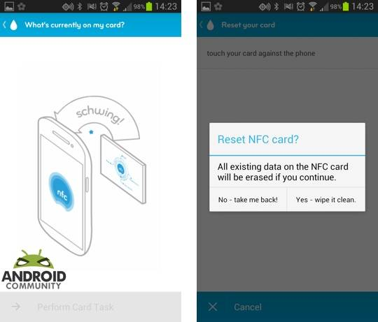 NFC by MOO app arrives in Google Play Store [Hands-On