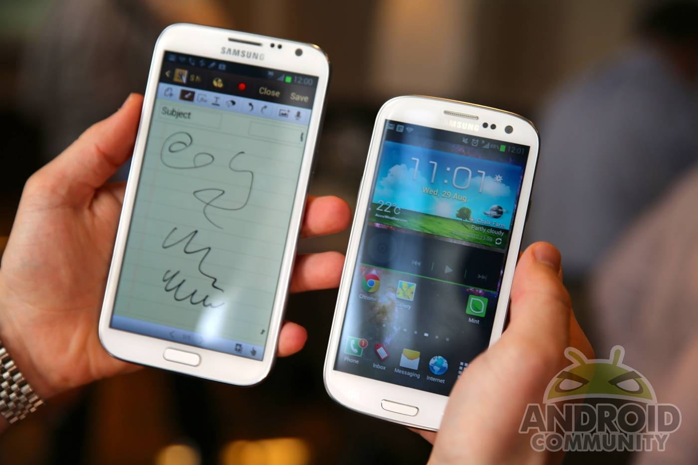 Android 5 0 prematurely outed by Galaxy Note II tipster - Android