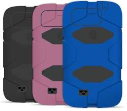 Griffin announces new accessories for the Samsung GALAXY S 4 1