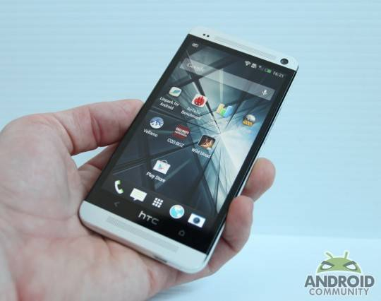 European HTC One update rolling out, improved enhanced camera tuning
