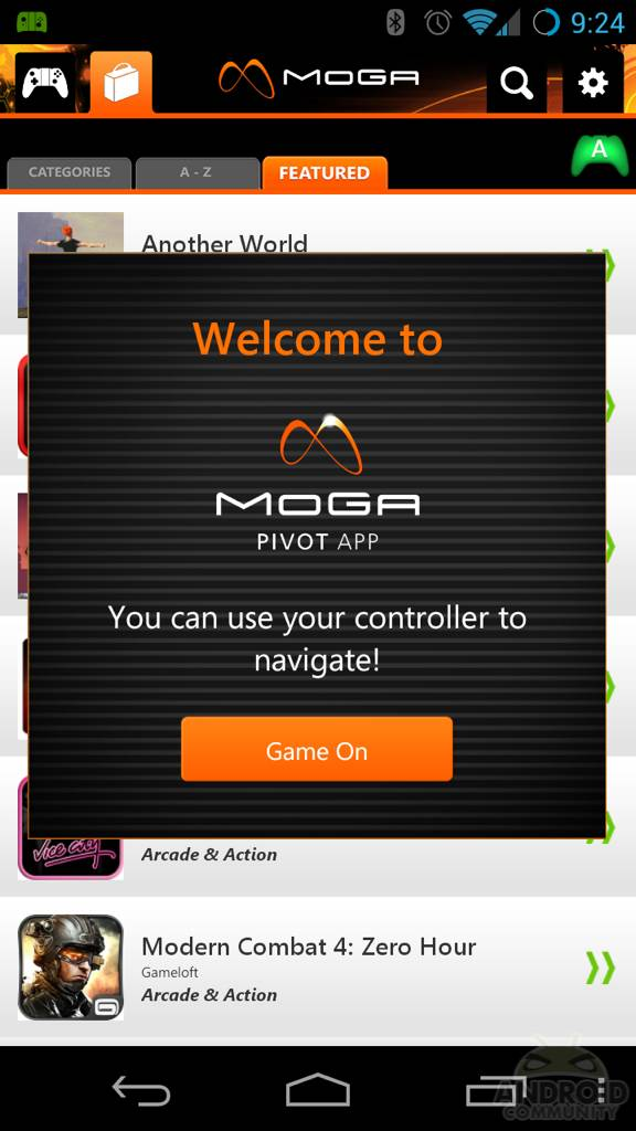 Moga Pro Controller Review Android Community