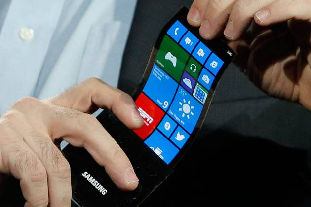 Samsung's flexible AMOLED display technology delayed - Android Community
