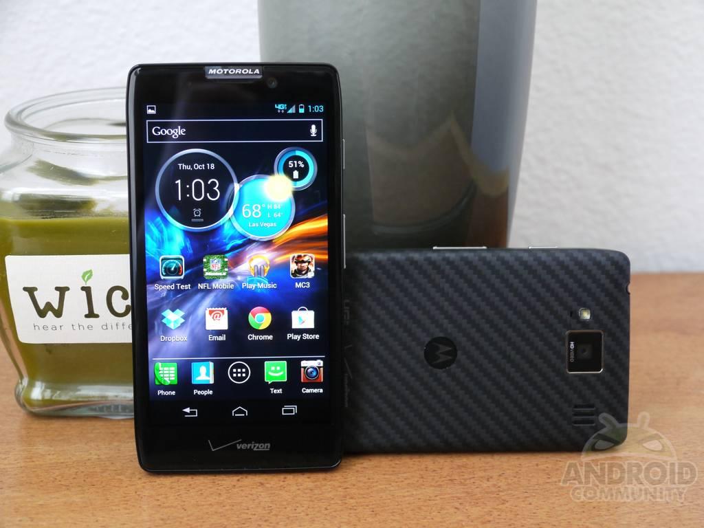 Motorola DROID RAZR HD and more bootloader unlock tool