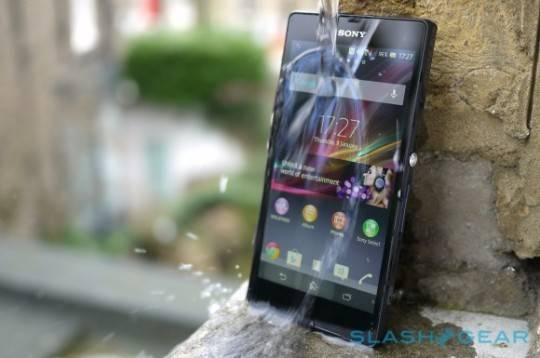Sony Xperia Z headed to US carriers soon