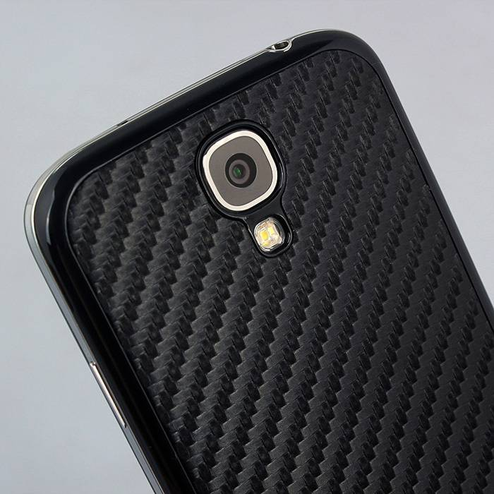 Carbon-Fiber-Back-Cover-Housing-Battery-Door-for-Galaxy-S4-i9500-Free-Shipping-50pcs-Lot
