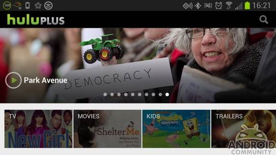 Hulu for Android update brings higher-resolution playback - Android