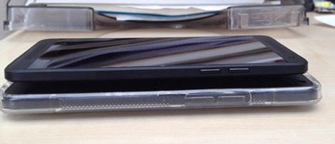 htc one mini updown