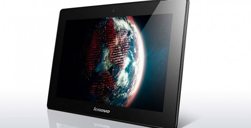Lenovo IdeaTab S-6000 arrives to fill out the S-Series lineup