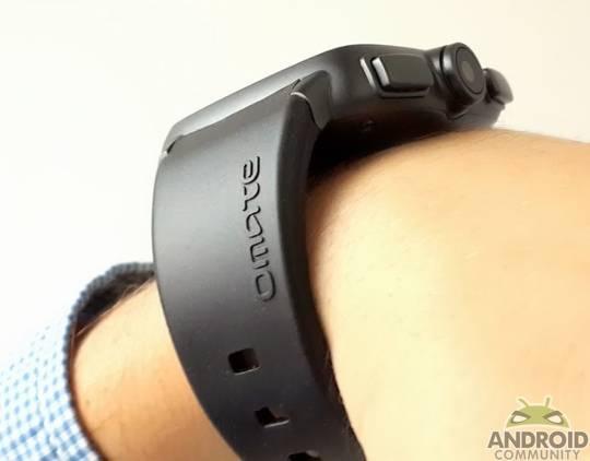 5b48ebc7fb7082 Omate TrueSmart arrives on Kickstarter as a standalone smartwatch ...