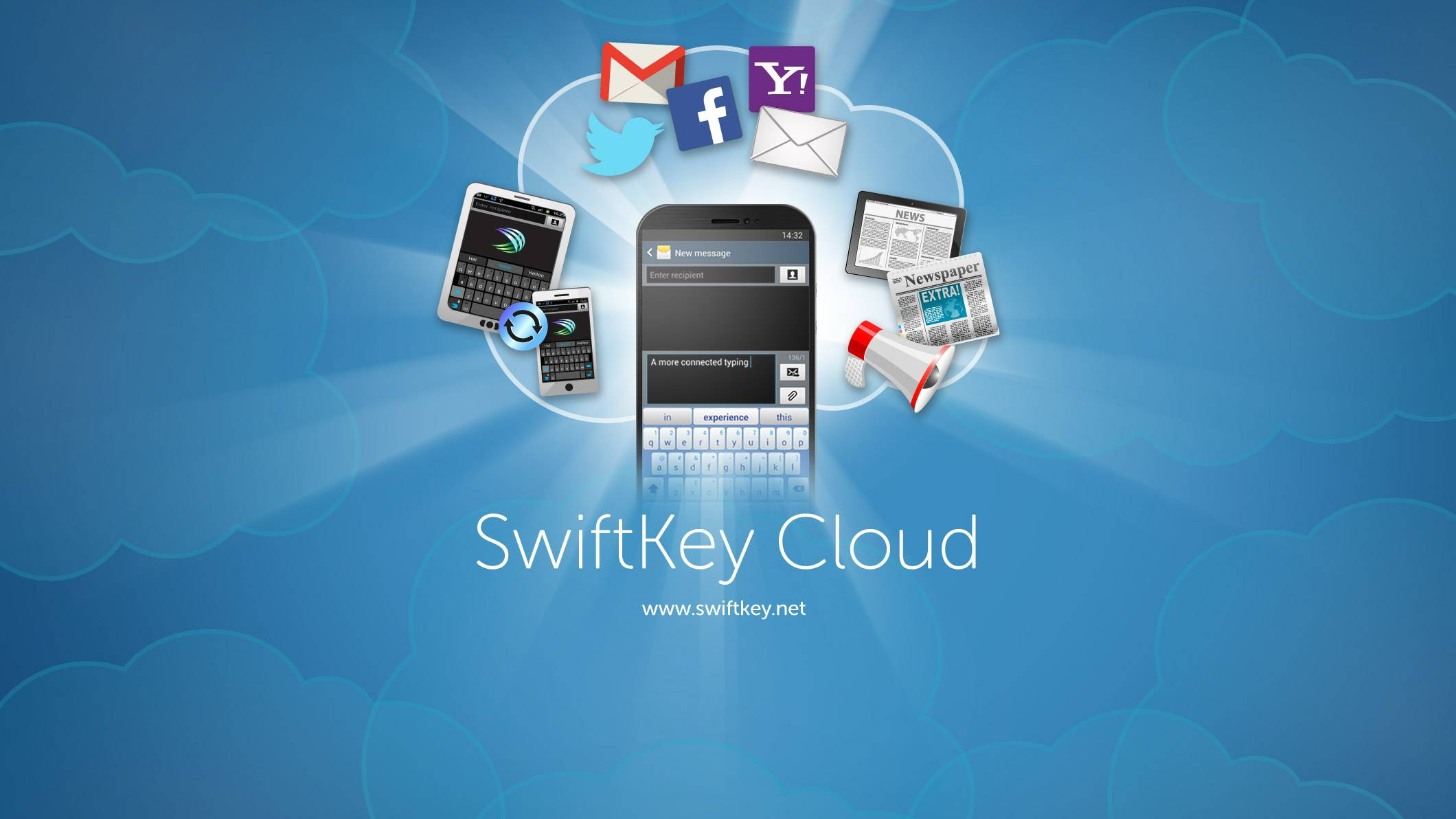 SwiftKey Cloud 1