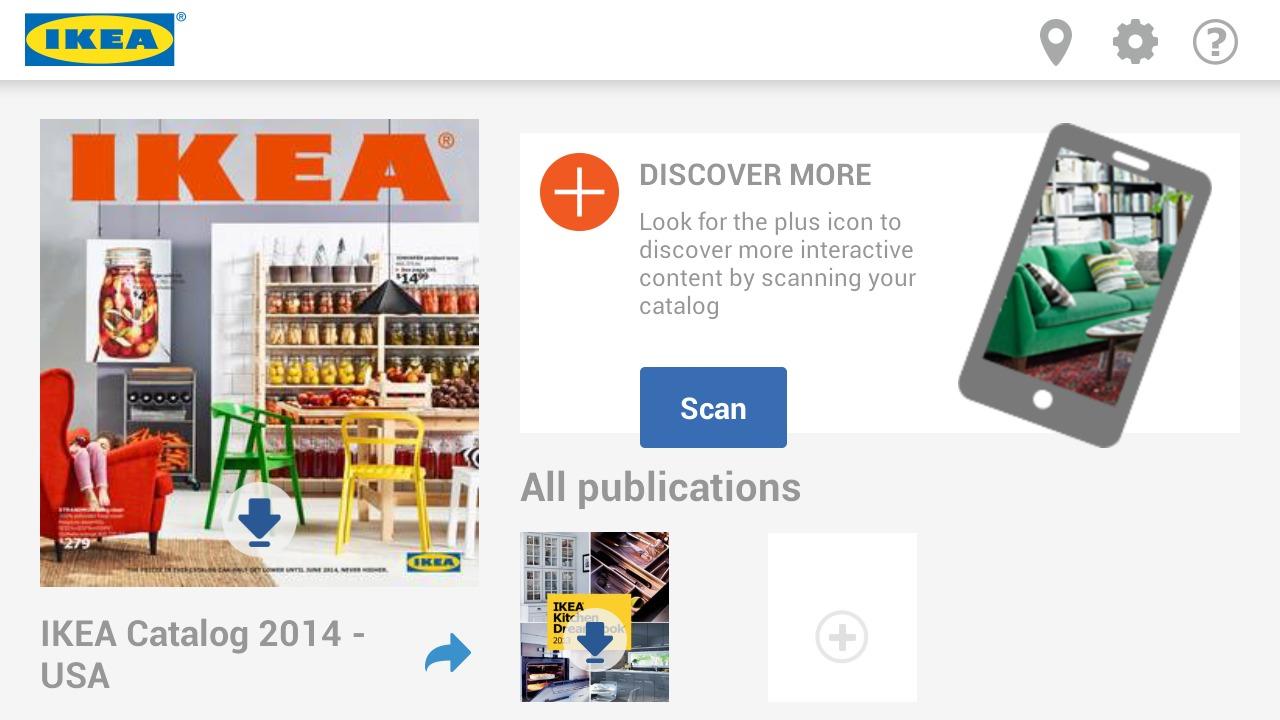ikea catalog screenshot
