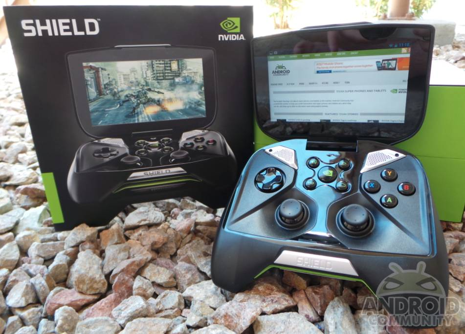 NVIDIA SHIELD gets open source materials and recovery image for