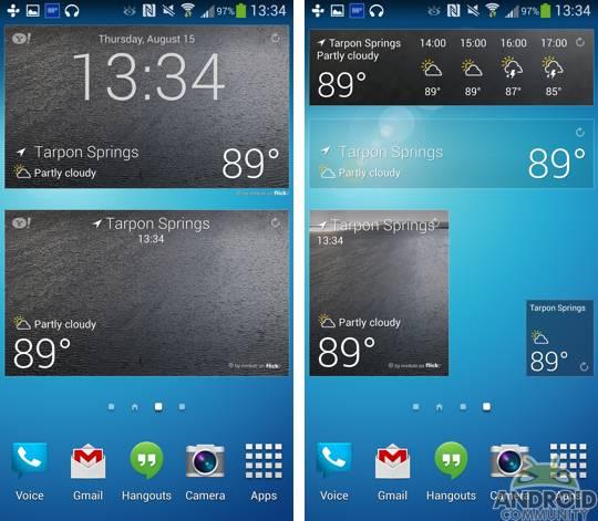 yahoo-weather-widgets