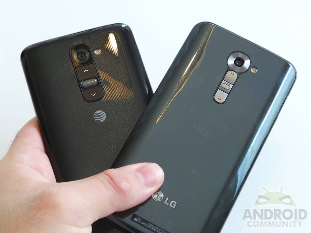 brand new 6937e 7a50f LG G2 arrives with Verizon Wireless, T-Mobile and AT&T - Android ...