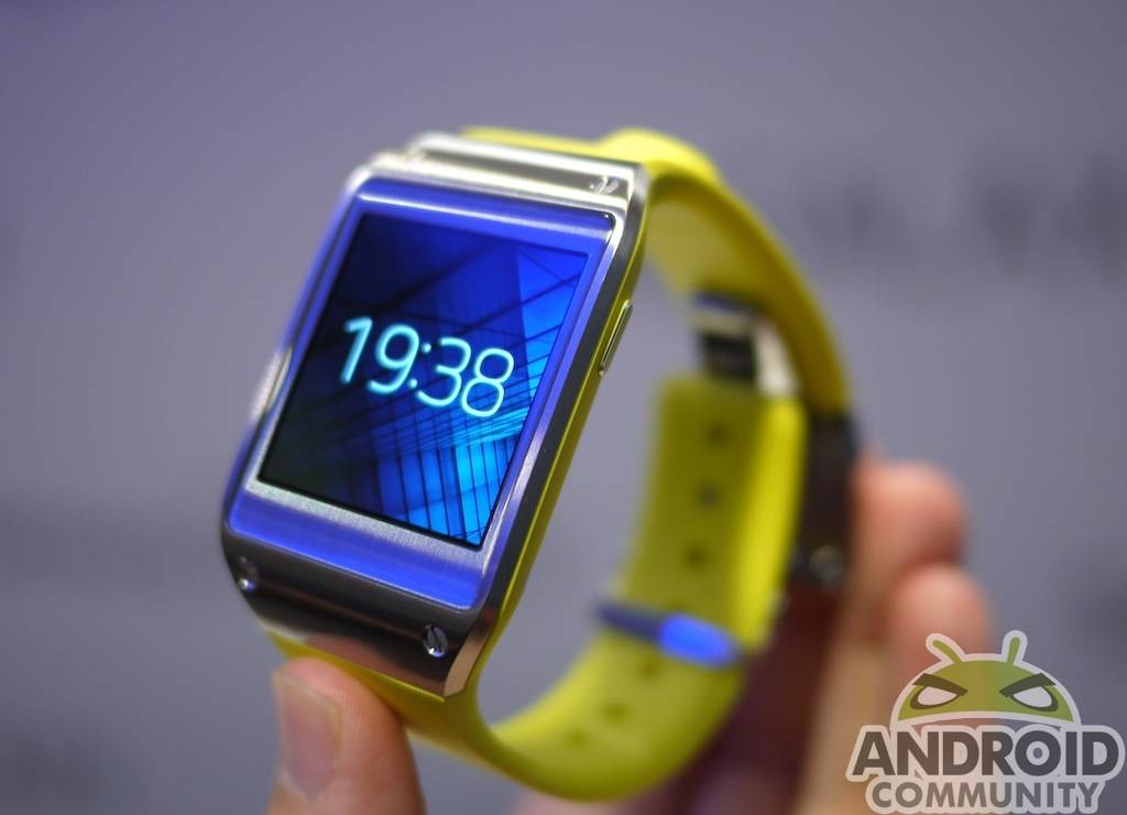Snapchat Micro app arriving for Samsung Galaxy Gear users