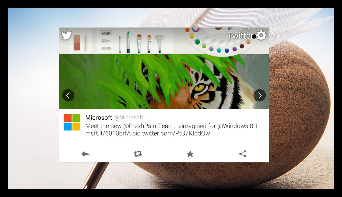 Twitter for Android update brings Galaxy Note 10 1 2014 Edition