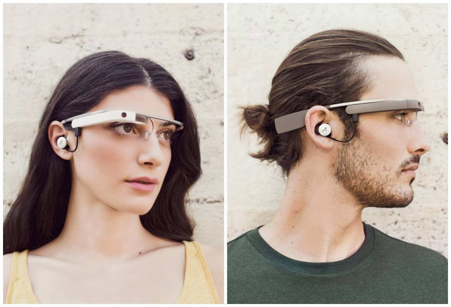 Google Glass version 2.0 earbud