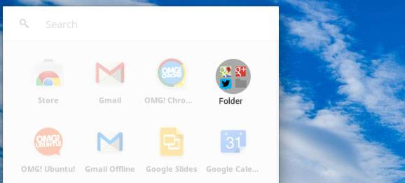 Chrome Android menu
