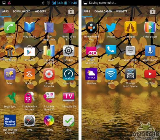 T-Mobile Alcatel ONE TOUCH Fierce review - Android Community