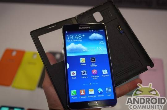 Samsung Galaxy Note 3 gains KNOX-friendly rooting method
