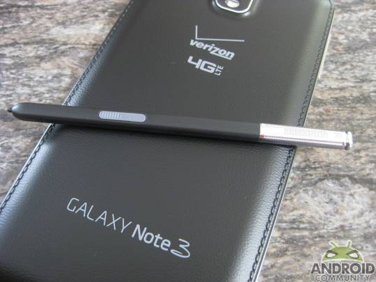 Verizon Galaxy Note 3 gets root, but wipes device in the