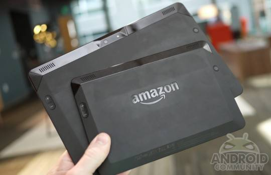 Amazon Kindle Fire HD and HDX update adding Goodreads