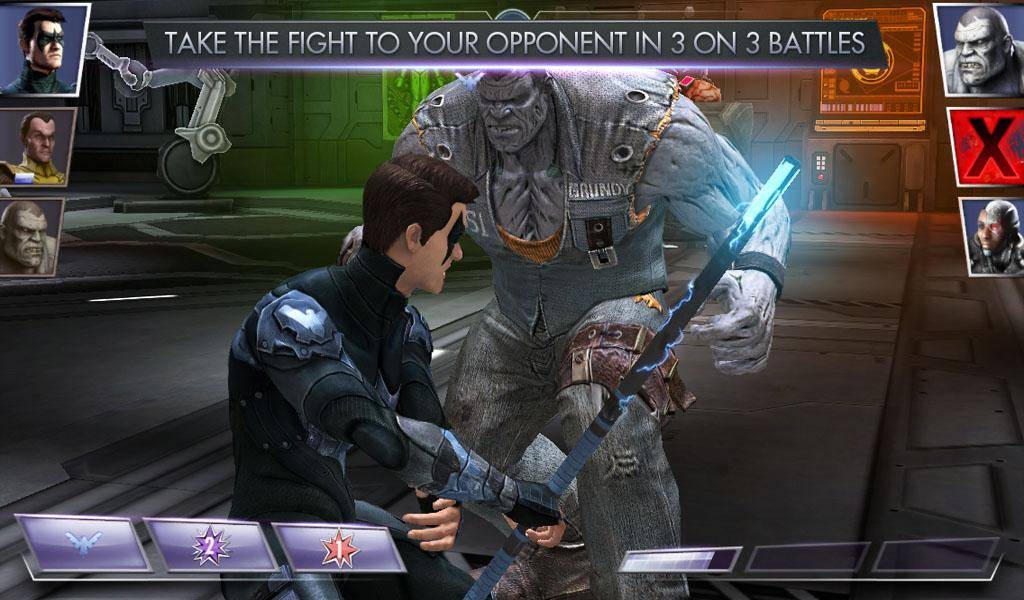 Injustice: Gods Among Us finally hits Android but isn't the game you