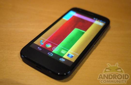 Moto G root solution arrives as Superboot - Android Community