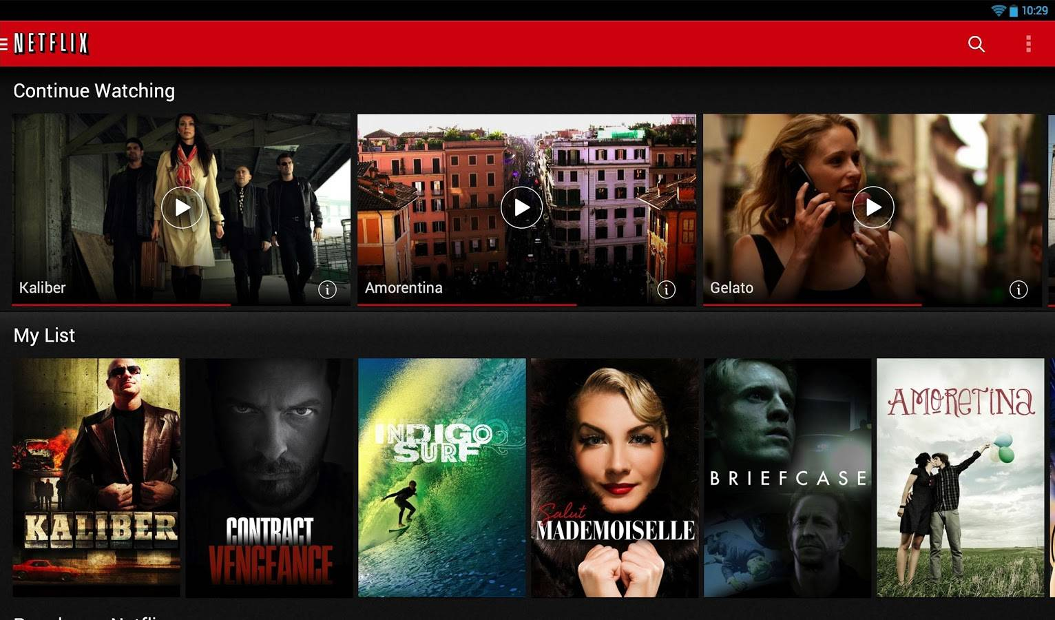 Netflix finally brings streaming profiles to its Android app