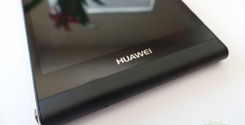 "Huawei Ascend P7 ""Sophia"" leak tips Android 4.4.2 ..."